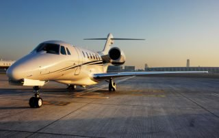 Commercial flights can be stressful, but chartering a private jet is easy and affordable.